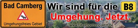 >B8 Umgehung Jetzt - Bürgerinitiative (Bad Camberg, Erbach, Würges)